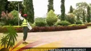 Umaru  Yar'adua Funeral ceremony  at Katsina, Nigeria - Codewit News