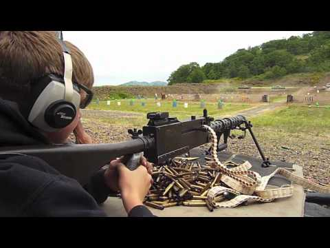 Saddle Butte Machine Gun Shoot 2012