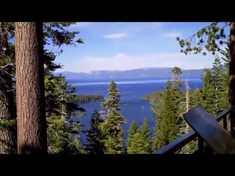 Camping Trip 2011 Part 20, Emerald Bay State Park, Lake Tahoe