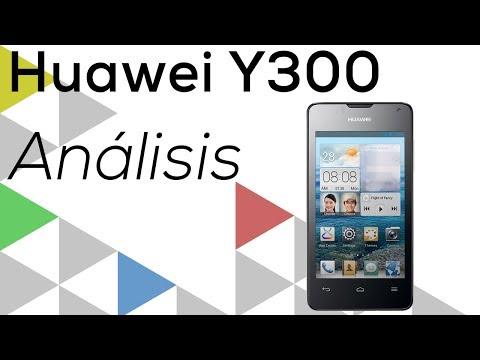 [Análisis] Huawei Y300 (en español)