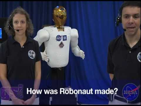 NASA's Robonaut 2- Live Demonstration