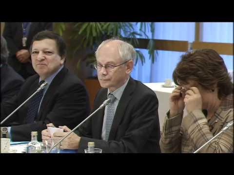 EU-Brazil Summit, in Brussels.