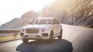 First Drive 2017 Bentley Bentayga Top Speed