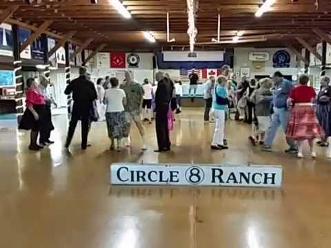 Plus Square Dance at Circle 8 Ranch Cle Elum WA