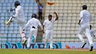 Rangana Herath takes hat-trick against Australia, Becomes second Sri Lankan bowler to do so