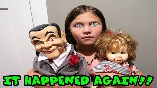 It's Happening Again! Slappy And His Sister In Charge For 24 Hours!