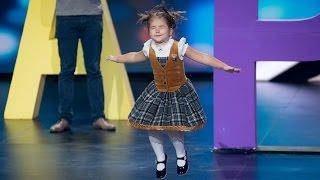 Show «Udivitelnye lyudi». Bella Devyatkina. Polyglot