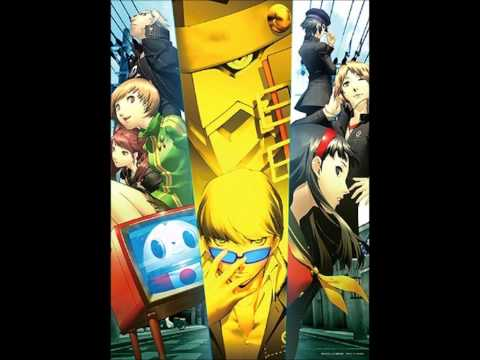 Persona 4 the animation - Beauty of destiny Special Mix
