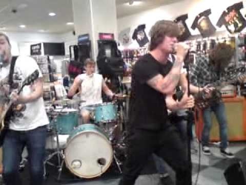 We Are The Ocean - Overtime Is A Crime (Cardiff HMV)
