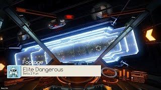 [Elite Dangerous Beta 2 bit of Fun Footage] Video