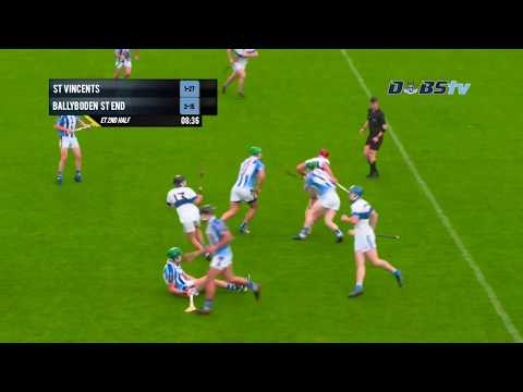 2019 Dublin SHC Quarter Final - St Vincents v Ballyboden St Endas - Part 2