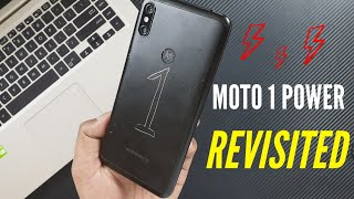 Moto One Power Revisited in 2019   Good but Still NO !   Hindi