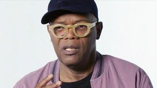Sam Jackson is the Coolest Guy in Showbiz! | Incredibles 2 Bonus