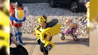 These Transformers Kids Were Amazing!!