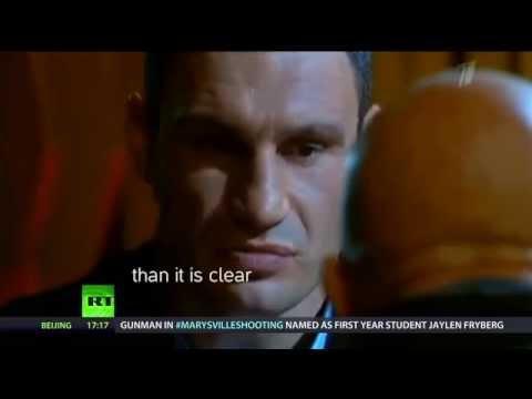 Knockout Wisdom: Pearls from Kiev mayor, ex-boxing champ Vitali Klitschko
