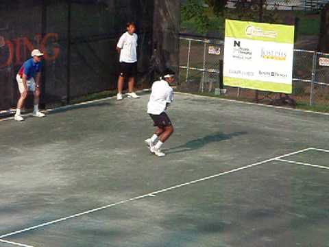 Somdev Devvarman 2008 New York