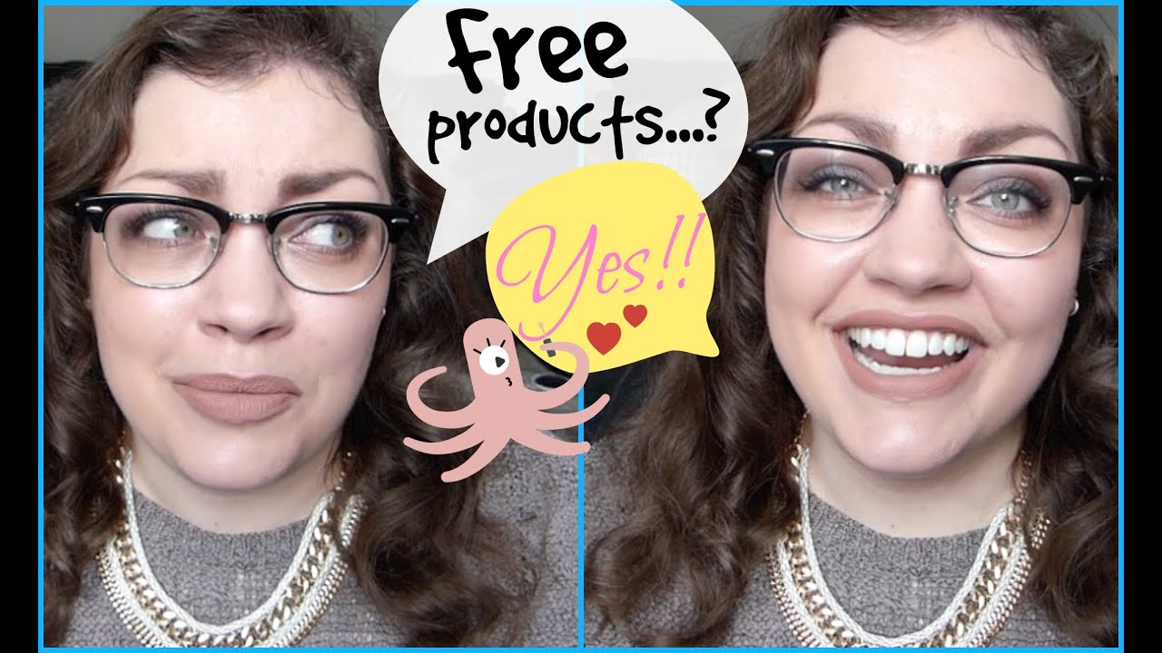 Octoly: FREE Products For Beauty YouTubers!!