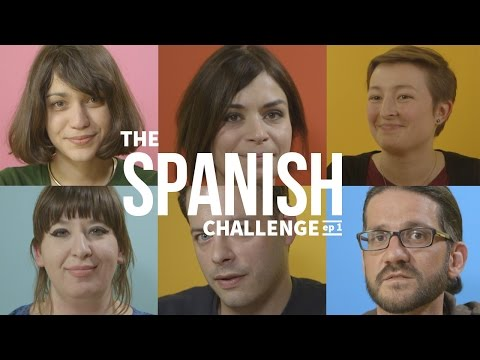 Can You Start Speaking Spanish In Just 3 Weeks? – Part 1  The Spanish Challenge