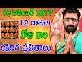 download Rasi Phalalu 16th November 2017   Daily telugu Astrology   Online Jathakam   Astro Syndicate
