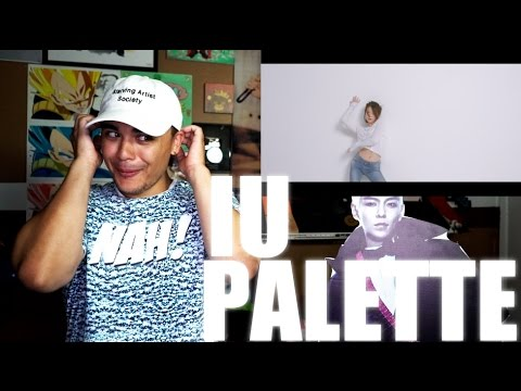 IU - Palette Feat. G-DRAGON MV Reaction [LOVE THIS!]