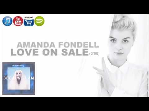 Amanda Fondell - Love On Sale