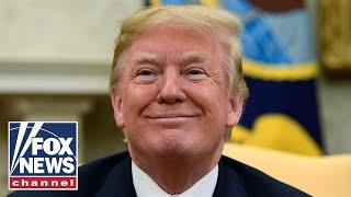Gutfeld: Trump is succeeding and it