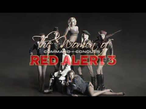 Women of Red Alert 3 Video