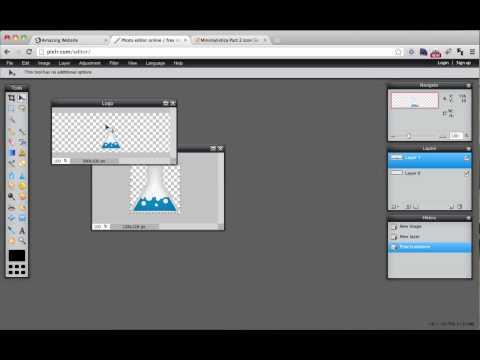 Create & Insert Logo Into Responsive Theme