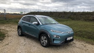 Hyundai Kona Electric test PL Pertyn Ględzi