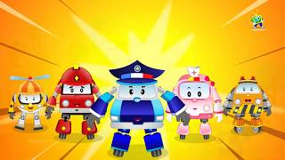 Super Squad on a Mission to Rescue Baby Cars | Fire Truck and Police Car Cartoon Song