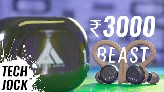 Airpods 2 Killer at Rs.3000?🔥 Boult Audio Tru5ive Review | Truly Wireless Earbuds