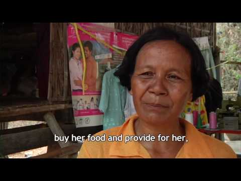 CARE in Rural Cambodia: Svay Rieng and Prey Vang