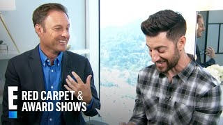 "Chris Harrison Plays ""Bachelor"" Quote Trivia 