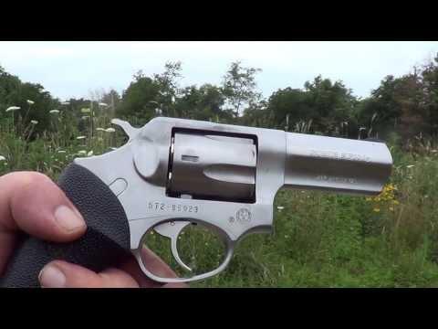 Ruger SP101 357 Magnum Revolver