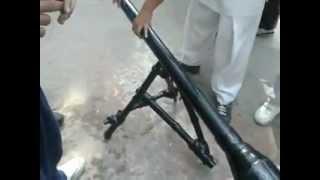 Bangladesh's first potato cannon! - by Ben Yamin Hoque!