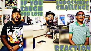 If You Laugh You Lose Impossible Challenge Reaction
