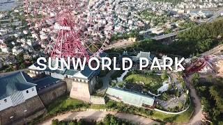 Công viên Sunworld Park Hạ Long nhìn từ trên cao