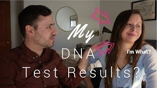 Shocking DNA Results!! What Is My Ethnicity!!! Why Do I Look Asian!