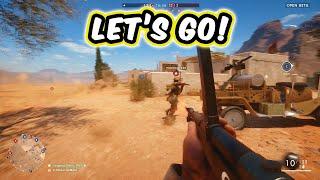 LET'S GO! - Battlefield 1 Multiplayer Gameplay