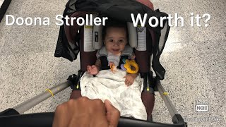 HOW TO USE DOONA CAR SEAT STROLLER 2019 REVIEW!