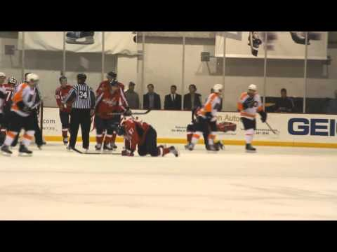 Washington Capitals vs. Philadelphia Flyers Rookie Game Highlights