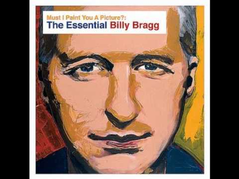BILLY BRAGG - upfield