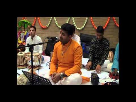 Video 1 - Amitabh Singh - Bhajan - Guru Poornima 2011-Shri Shirdi...