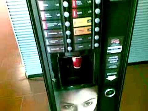 Mariano, Nescafe, hojny automat do kawy, generous coffee machine friker