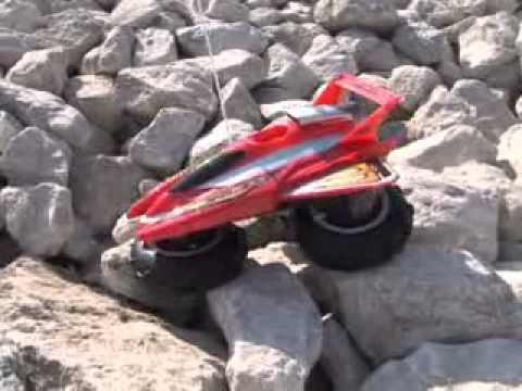 Airblade - Tyco Toy Video