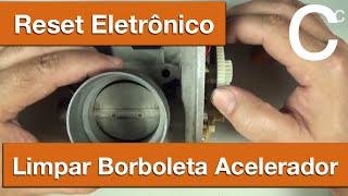 Dr CARRO Motor Morre ou Oscila? Reset Borboleta Aceleração Após Limpeza