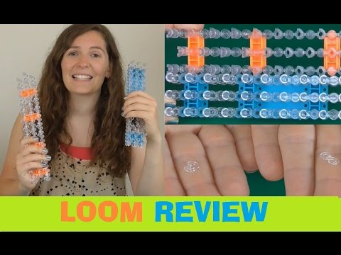 Fake Rainbow Loom and Colourful Loom Review