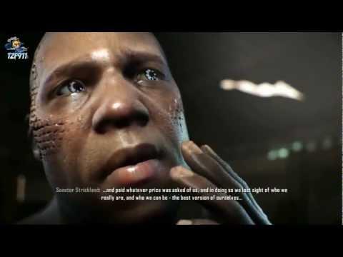 Crysis 3 Final Boss Ending Credits HD