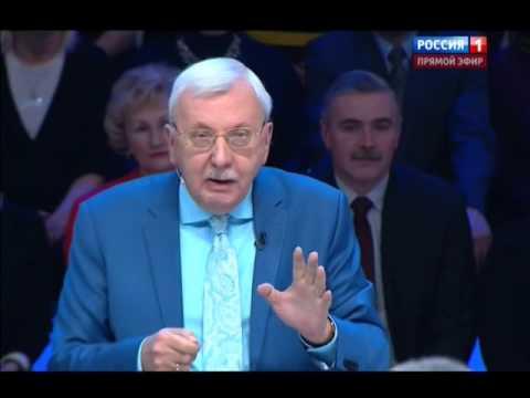 Виталий Третьяков. Об Украине. Специальный корреспондент.