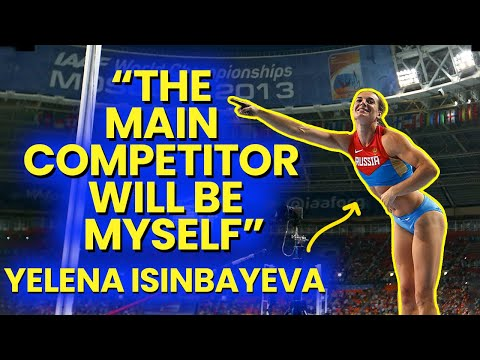 Laureus Olympians: Interview with Yelena Isinbayeva